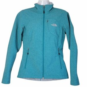 The North Face Apex Bionic Jacket Teal XS